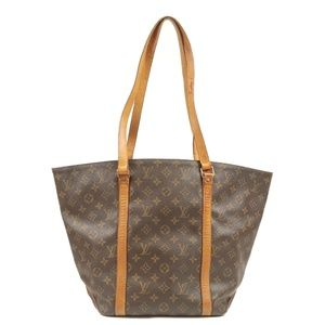 Authentic Louis Vuitton Large shopping sac